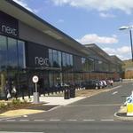 Retail Development, Evesham, UK